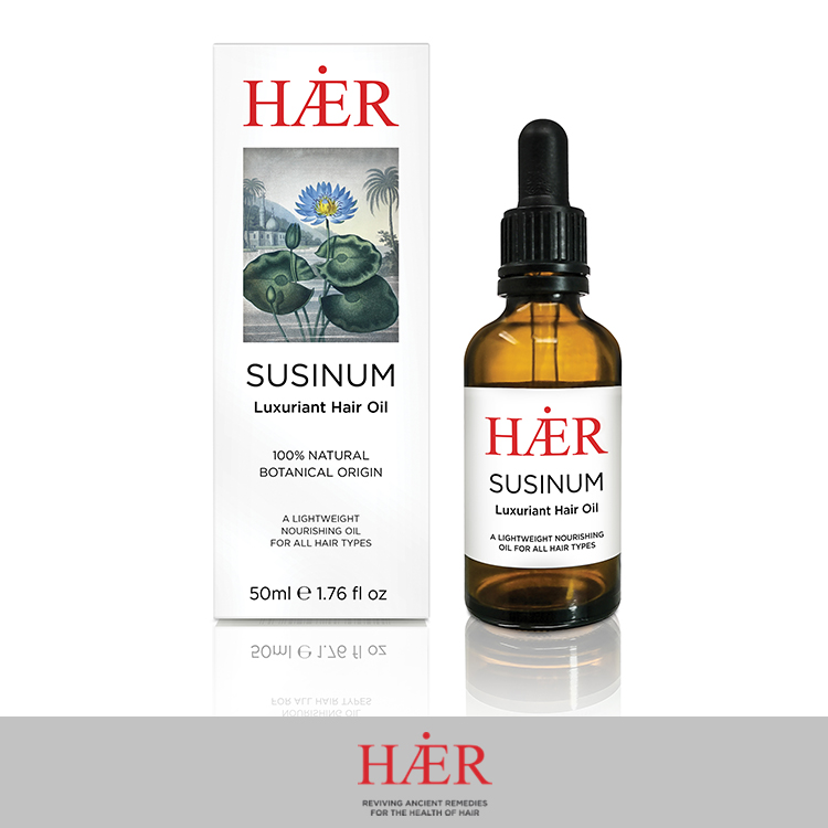 HAER Care launches SUSINUM Luxuriant Hair Oil